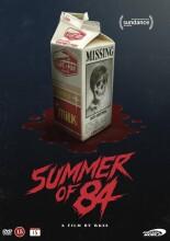 summer of 84 - DVD