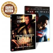 direct contact // man of steel - DVD