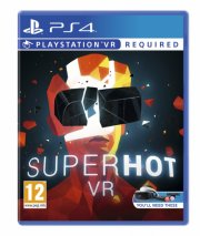super hot vr - PS4