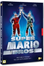 super mario bros - DVD