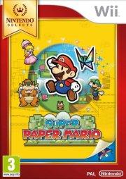 super paper mario (select) - wii