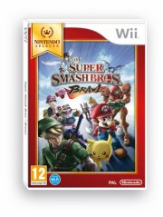 super smash bros. brawl (selects) - wii