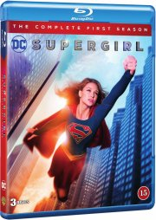 supergirl - sæson 1 - Blu-Ray