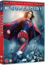 supergirl - sæson 2 - DVD