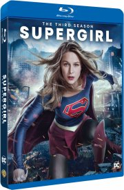 supergirl - sæson 3 - Blu-Ray