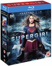 supergirl - sæson 1-3 - Blu-Ray