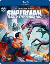superman - man of tomorrow - Blu-Ray