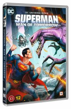 superman: man of tomorrow - DVD