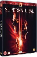 supernatural - sæson 13 - DVD