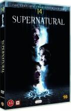 supernatural - sæson 14 - DVD