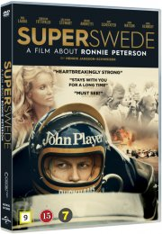 superswede: en film om ronnie peterson - DVD