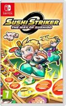 sushi striker: way of the sushido - Nintendo Switch