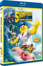 svampebob: en rigtig landkrappe - Blu-Ray