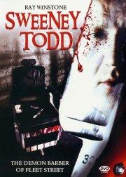 sweeney todd - the demon barber of fleet street - DVD