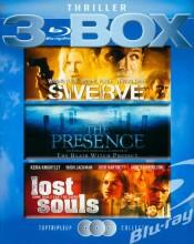 swerve // the presence // lost souls - Blu-Ray