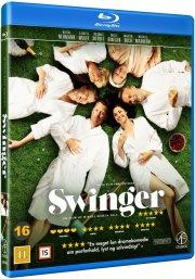 swinger - dansk film fra 2016 - Blu-Ray