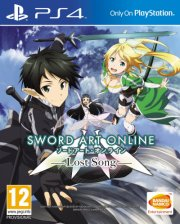 sword art online 3: lost songs - PS4