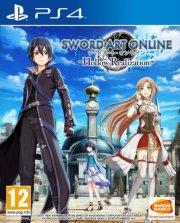 sword art online: hollow realisation - PS4