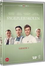 sygeplejeskolen - sæson 1 - tv2 charlie - DVD