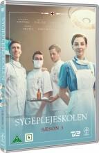 sygeplejeskolen - sæson 3 - tv2 charlie - DVD