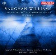 vaughan williams - symphony 6+8 - cd