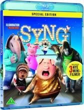 syng / sing film - 2016 - Blu-Ray
