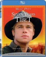 syv år i tibet / seven years in tibet - heinrich harrer - Blu-Ray