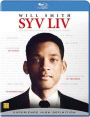 seven pounds / syv liv - Blu-Ray