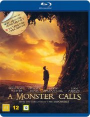 a monster calls / syv minutter over midnat - Blu-Ray