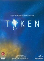taken - box - DVD