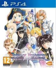 tales of vesperia - definitive edition - PS4