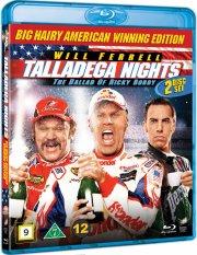 talladega nights: the ballad of ricky bobby - 10th anniversary edition - Blu-Ray