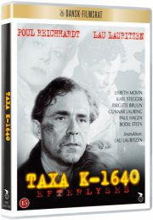 taxa k-1640 efterlyses - DVD