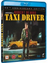 taxi driver - robert de niro - 1976 - Blu-Ray