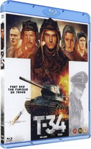 t-34 - Blu-Ray