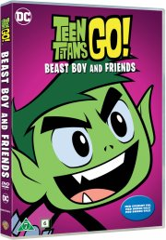 teen titans go - beast boy and friends - DVD