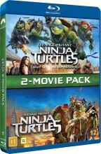 tmnt - teenage mutant ninja turtles 1+2 - Blu-Ray