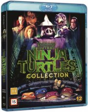 teenage mutant ninja turtles 3-bd box - Blu-Ray