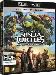 teenage mutant ninja turtles: out of the shadows  - 4k Ultra HD Blu-Ray