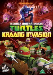 tmnt - teenage mutant ninja turtles vol. 3 - kraang invasion - DVD