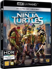 teenage mutant ninja turtles - 4k Ultra HD Blu-Ray