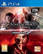 tekken 7 + soul calibur vi - PS4