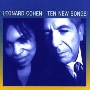 leonard cohen - ten new songs - cd