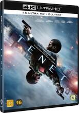 tenet - christopher nolan - 4k Ultra HD Blu-Ray