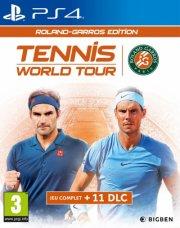 tennis world tour (roland-garros edition) - PS4