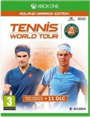 tennis world tour (roland-garros edition) - xbox one