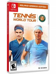 tennis world tour (roland-garros edition) - Nintendo Switch
