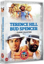 terence hill & bud spencer - classic collection vol. 1 - DVD