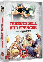 terence hill & bud spencer - classic collection vol. 2 - DVD