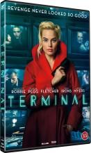 terminal - 2018 - margot robbie - DVD